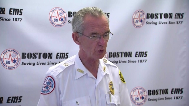 [NECN] Boston EMS Chief Speaks on Second Attack of EMT