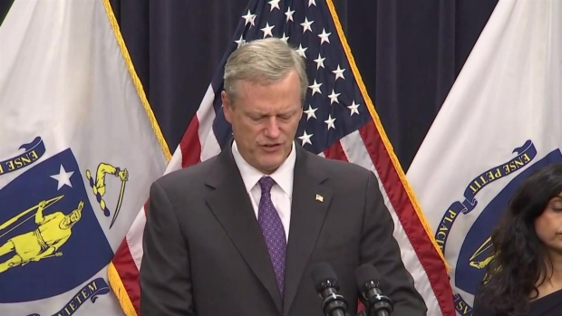 [NECN] Declaring Emergency, Gov. Baker Calls for Temporary Vaping Ban