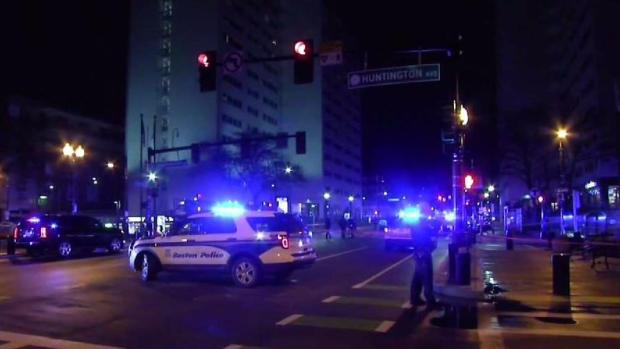 [NECN] Boston Police Suspect Gang Violence in Back Bay Shooting