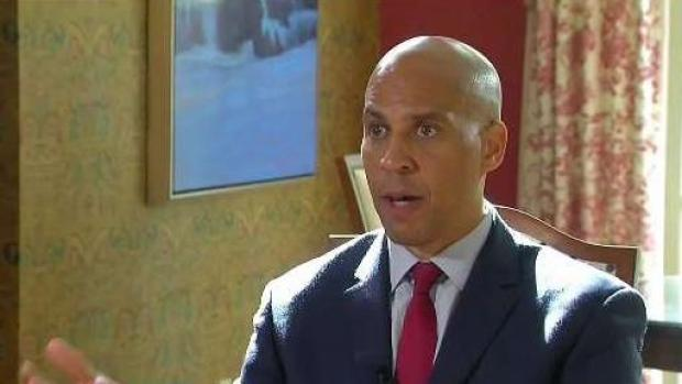 [NECN] Booker Responds to Trump Whistleblower Complaint in NH