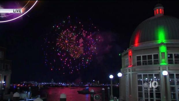 [NECN] Kicking Off 2018 With First Night Boston's Celebration