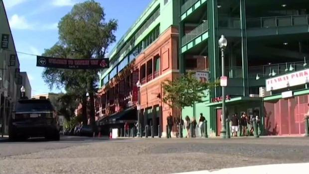 [NECN] Boston Officially Approves Change of Yawkey Way