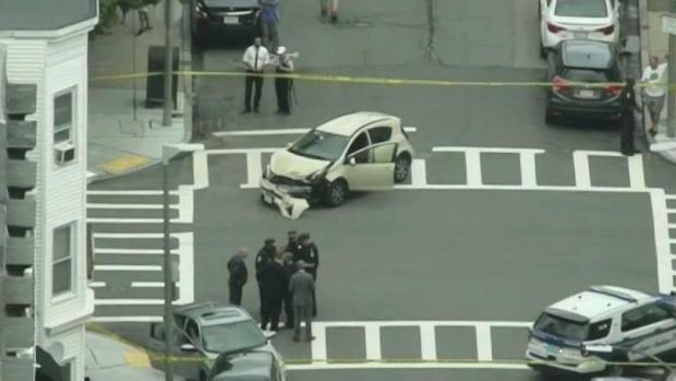 [NECN] Boy Killed, Sister Injured in South Boston Crash
