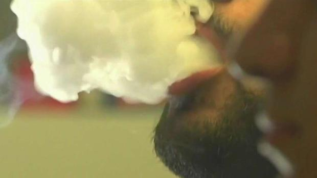 [NECN] CDC Names Possible Cause of Vaping Illness Outbreak