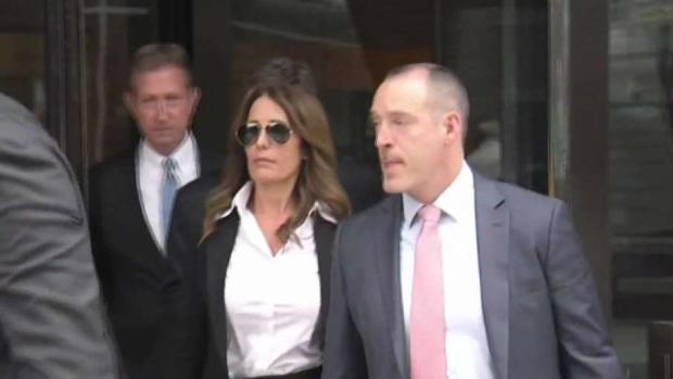 [NECN] Calif. Couple Plead Guilty in College Admissions Scam