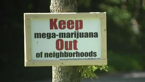 [NECN] Charlton Residents to Vote on Banning Marijuana Businesses
