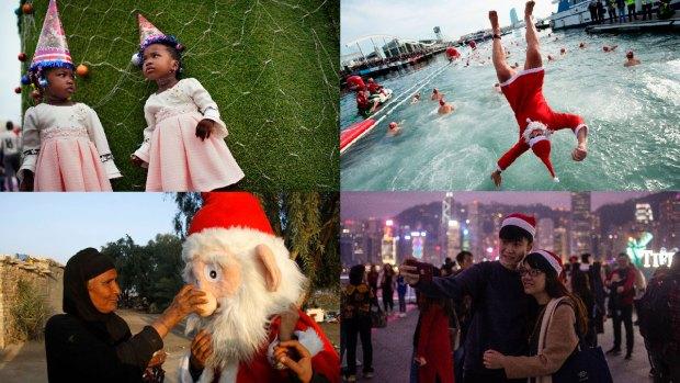 [NATL] In Photos: Christmas 2018 Around the World