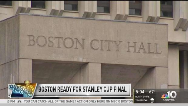 [NECN] City Hall Plaza to Host Stanley Cup Final Watch Party