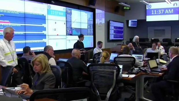 [NECN] City Officials Make Final Security Preps for Boston Marathon