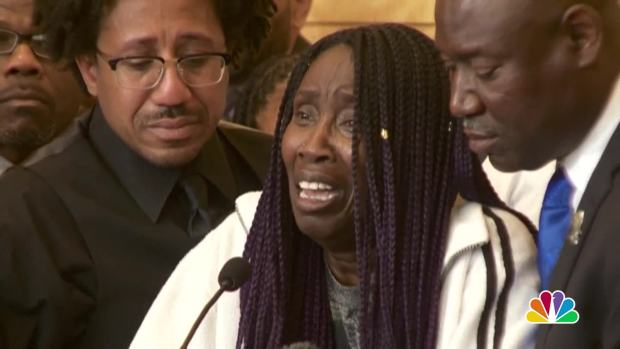 [NATL] Stephon Clark's Grandmother Sequita Thompson: 'I Just Want Justice for My Grandson'