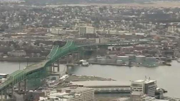 [NECN] Construction on Boston's Tobin Bridge Starts Monday