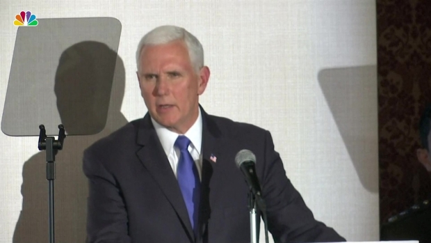 Pence Calls for More Sanctions Against Venezuela
