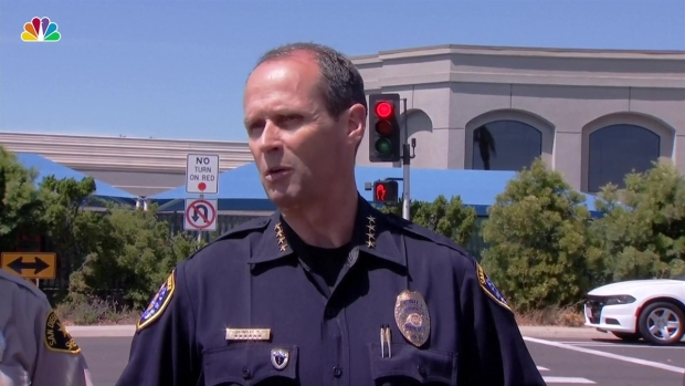 [NATL] San Diego Police Give Update After Poway Shooting
