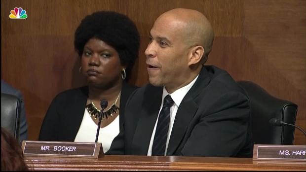 Booker: 'This Is Not a Partisan Moment for Our Country'