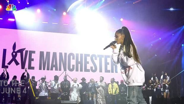 Manchester Police Arrest Man As Part Of Concert Bombing Inquiry