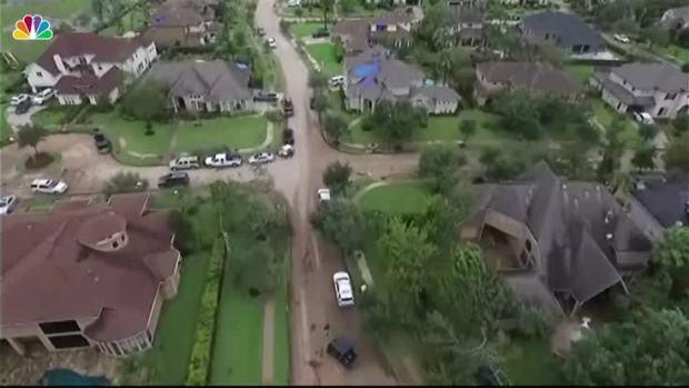 [NATL] Hurricane Harvey Sparks Tornados in Houston Area