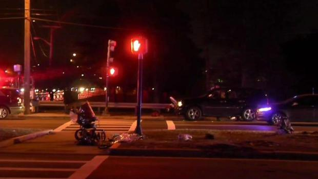 [NECN] Deadly Revere Crash Kills 1 Child, Injures 5