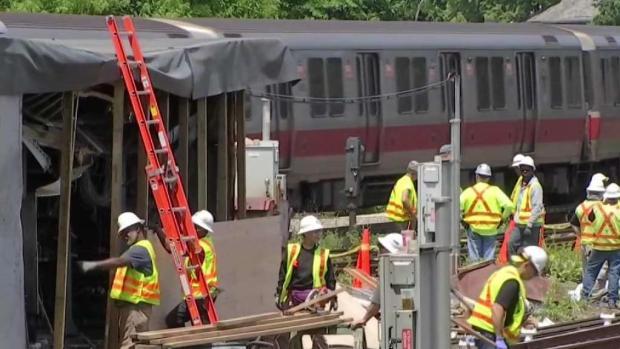 [NECN] Delays Continue on Red Line Due to Derailment