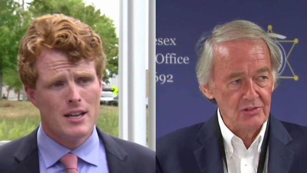 [NECN] Democrats React to Kennedy's Senate Challenge