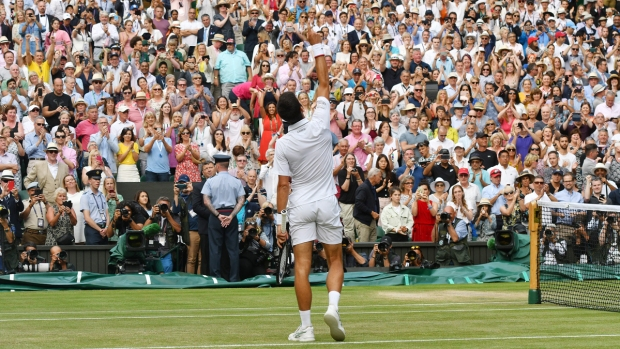 [NATL] Top Sports Photos: Wimbledon 2019, And More