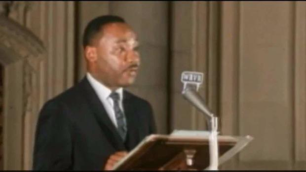 [NECN] MLK Boston Looking to Build Memorial for Civil Rights Icon