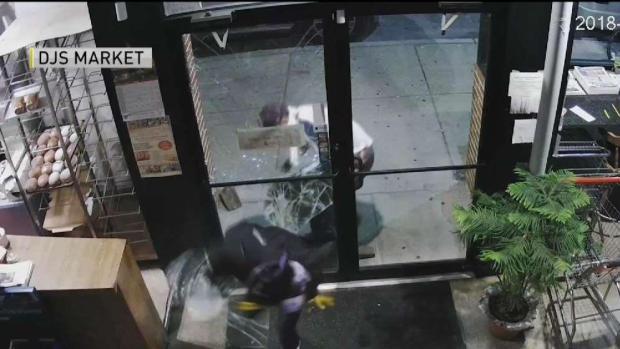 [NECN] EMS Worker Helps Catch Break-in Suspect