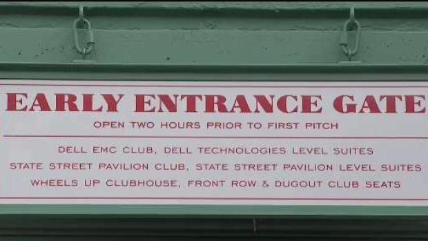 [NECN] Extra Security Planned for Fenway