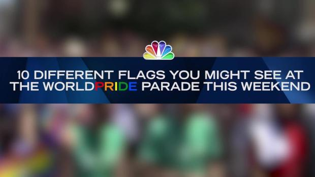 [NATL-NY] 10 Flags to Know at the 2019 WorldPride Parade