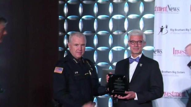 [NECN] Fallen Sgt. Gannon Honored for Charity Work