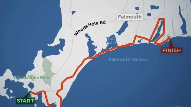 [NECN] Falmouth Road Race 2019