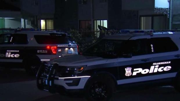 [NECN] Fatal Stabbing of Woman at Framingham Housing Complex Under Investigation