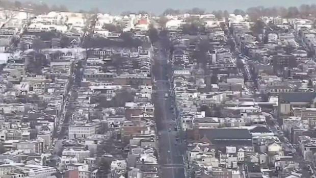 [NECN] St. Patrick's Day Parade Organizers on Boston Route: Unfortunately It's Mayor's Call