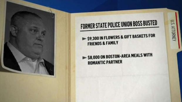 [NECN] Feds Arrest Ex-MSP Union Leader and Lobbyist