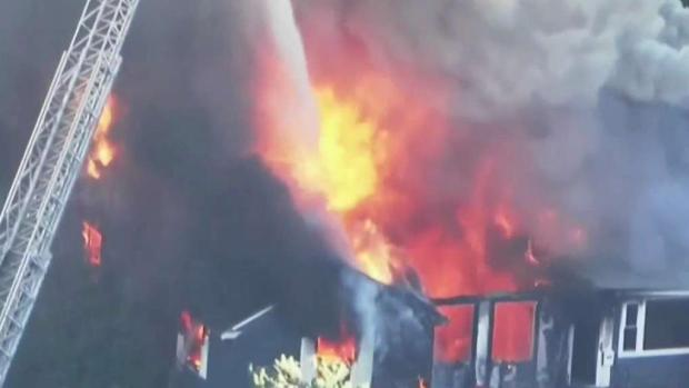 [NECN] First Responders Tell Merrimack Valley Explosion Story