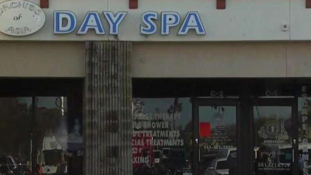 [NECN] Florida Spa Closed Amid Prostitution Sting