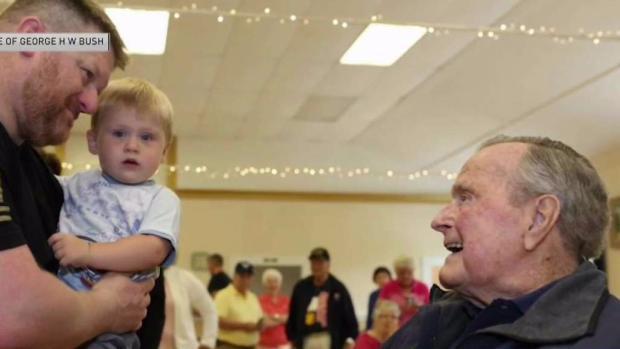 [NECN] Former President George H.W. Bush Misses Maine Parade