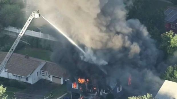 [NECN] Governor, Lawrence Mayor Address Investigation Into Gas Explosions