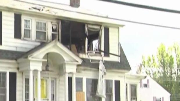 [NECN] Gas Fires and Explosions Rock Merrimack Valley