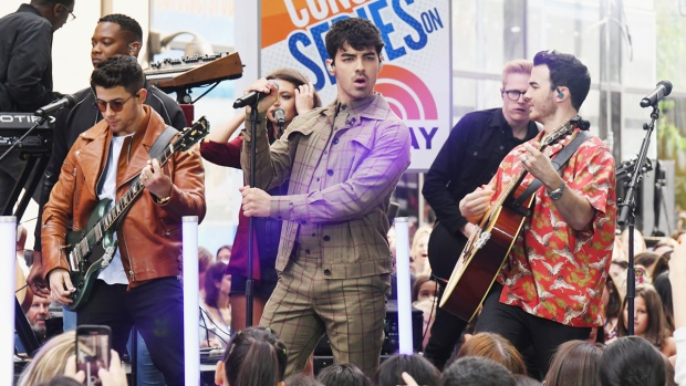 Jonas Brothers Perform on TODAY After 'Happiness Begins' Comeback Album Release