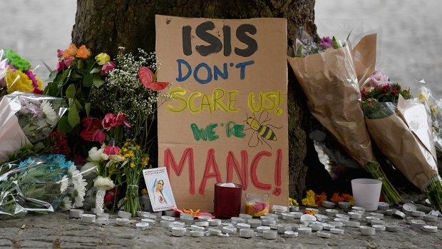 Vancouver as likely a terror target as Manchester, expert says