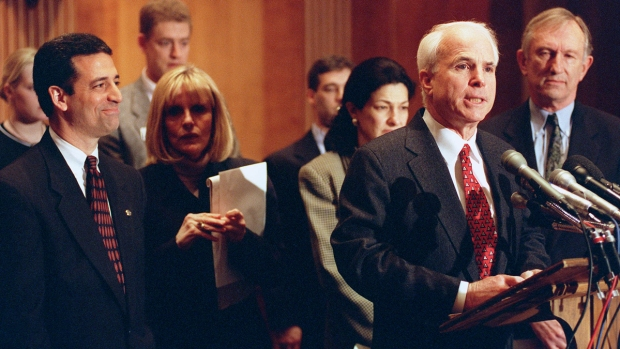 [NATL] Sen. John McCain: A Life in Photos