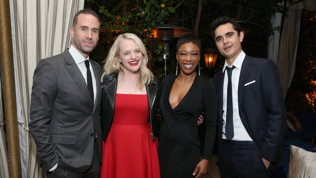 Top Celeb Photos: 'Handmaid's Tale' Returns for 2nd Round