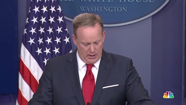 [NATL] Sean Spicer: 'It's Time For Action on Health Care'
