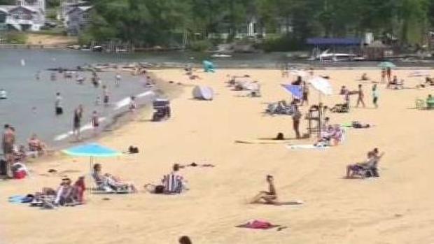 [NECN] Heat Warnings Issued Across New England