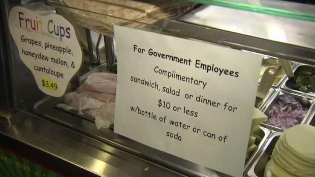 [NECN] Help for Massachusetts Workers Affected by Shutdown