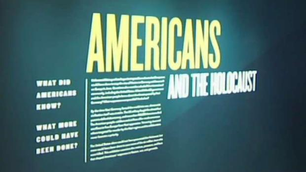 [NATL-DC] Holocaust Museum Exhibit Looks at What US Could Have Done