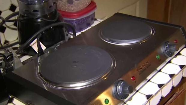[NECN] Hot Plate Causes Fire in Merrimack Valley Home