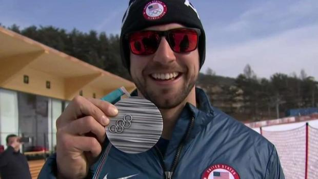 How the Silver Medal Has Changed Luger Mazdzer's Life