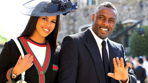 Celebrity Hookups: Idris Elba, Sabrina Dhowre Married