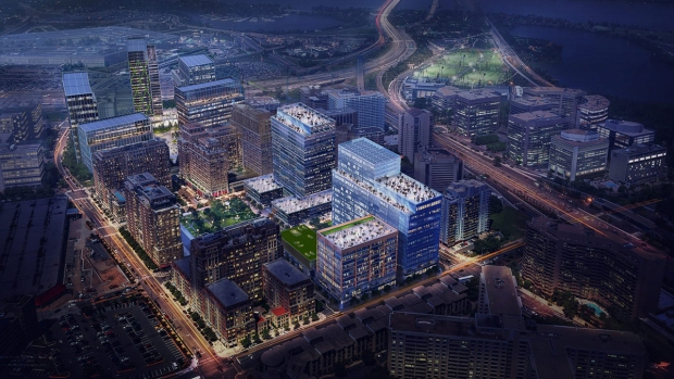 [NATL] A Look at the Future of National Landing, Amazon's Virginia Headquarters